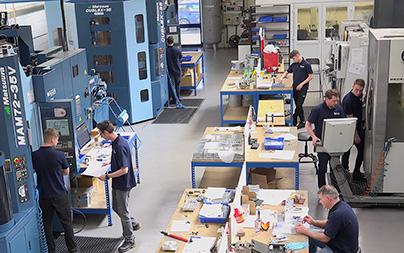 Dowse Engineering - Shopfloor