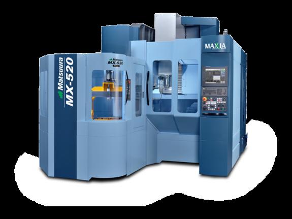 Matsuura MX520 PC4